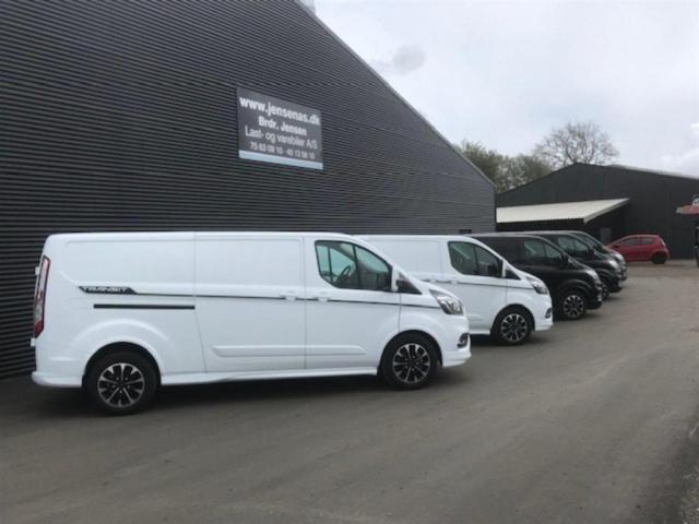 Ford Transit Custom 310 L2H1 2,0 TDCi Sport 170HK Van  2019<br/>Km: 1000