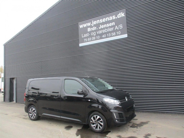 Citroën Jumpy L2N2 2,0 Blue HDi EAT6 start/stop 180HK Van 6g Aut. 2017<br/>Km: 55000