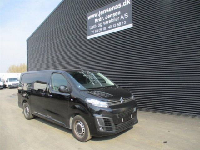 Citroën Jumpy L2N2 2,0 Blue HDi EAT6 start/stop 180HK Van 6g Aut. 2018<br/>Km: 6000