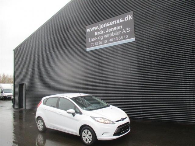 Ford Fiesta 1,6 TDCI Econetic 95HK 5d 2010<br/>Km: 59000