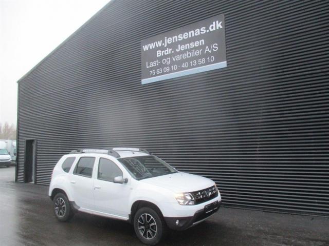 Dacia Duster 1,5 DCi Lauréate 109HK Van 6g 2016<br/>Km: 66000