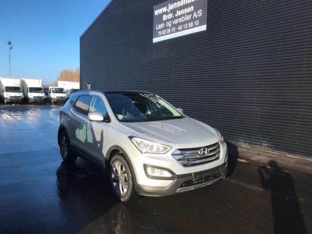 Hyundai Santa Fe 2,2 CRDi Premium 4WD 197HK Van 6g Aut. 2014<br/>Km: 157000