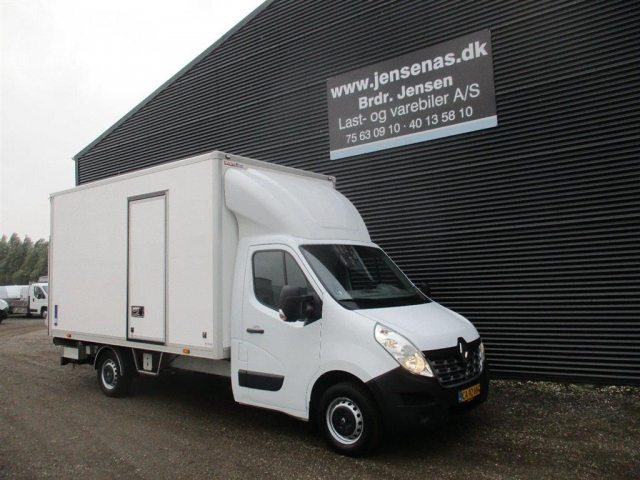 Renault Master ALUKASSE M/LIFT 2,3 DCI 165HK Ladv./Chas.  2016<br/>Km: 91000