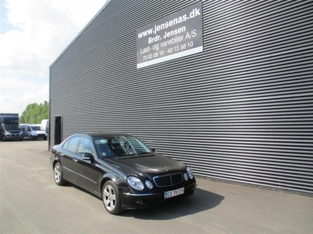 Mercedes-Benz E 220 CDI aut. 150HK 2004<br/>Km: 411000