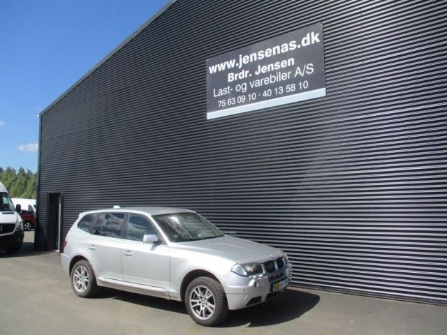 BMW X3 204HK Van 2004<br/>Km: 280000