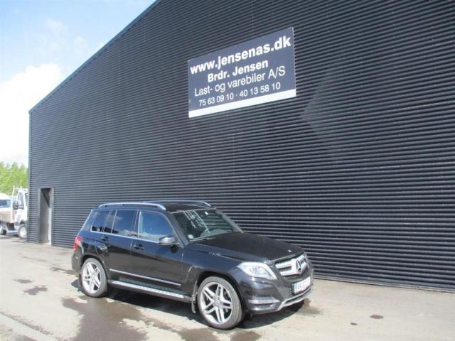 Mercedes-Benz GLK 350 3,0 CDI BlueEfficiency 4-Matic 265HK 5d 7g Aut. 2014<br/>Km: 115000