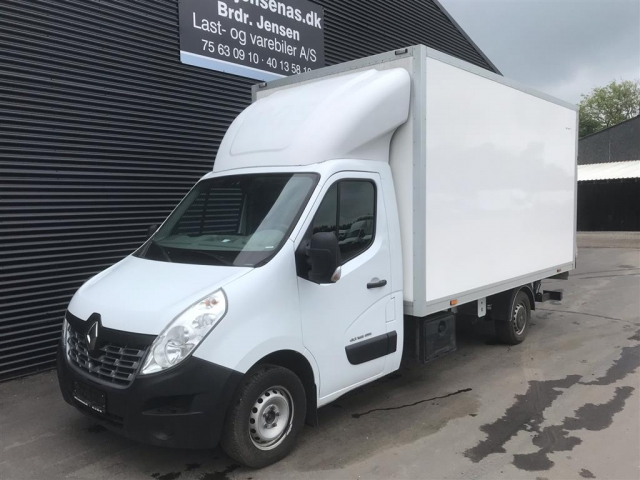Renault Master T35 ALUKASSE/LIFT 2,3 DCI 165HK Ladv./Chas.  2016<br/>Km: 194000