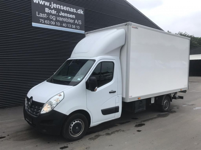 Renault Master T35 ALUKASSE/LIFT 2,3 DCI 165HK Ladv./Chas.  2016<br/>Km: 151000