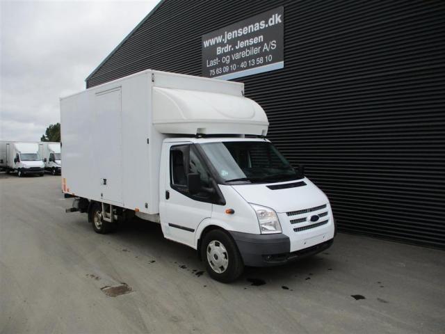 Ford Transit 350 2,2 TDCi Ambiente Alu.kasse M./lift RWD 155HK Ladv./Chas.  2014<br/>Km: 98000