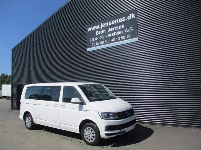 VW Caravelle Lang 2,0 TDI Comfortline DSG 150HK 7g Aut. 2016<br/>Km: 82000