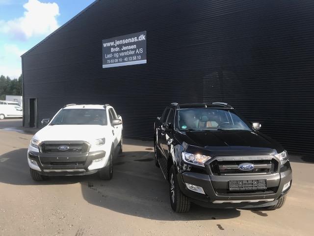Ford Ranger 3200kg MANDSKABSVOGN 3,2 TDCi Wildtrak 4x4 200HK DobKab  2018<br/>Km: 15000