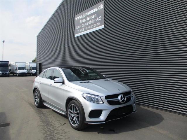 Mercedes-Benz GLE 350 3,0 D 4-Matic 9G-Tronic 258HK 5d 9g Aut. 2018<br/>Km: 95000