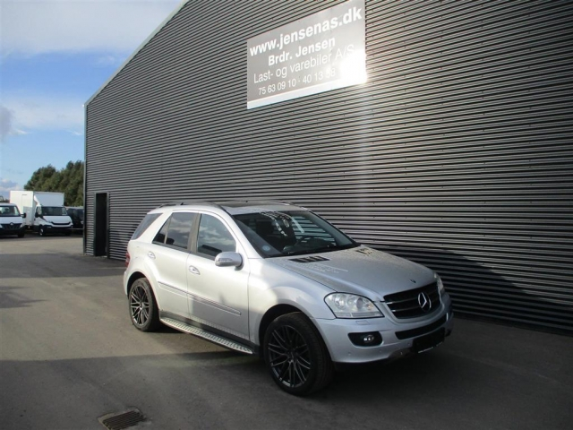 Mercedes-Benz ML 420 4,0 CDI 4-Matic 306HK 5d 7g Aut. 2007<br/>Km: 211000