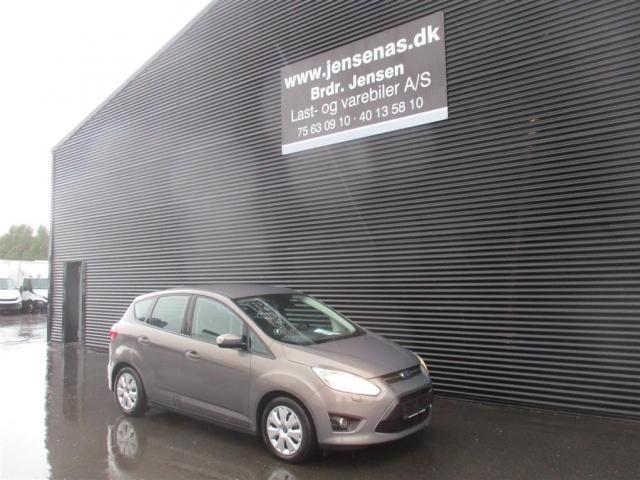 Ford C-MAX 1,6 TDCi Trend 115HK Van 6g 2014<br/>Km: 118000