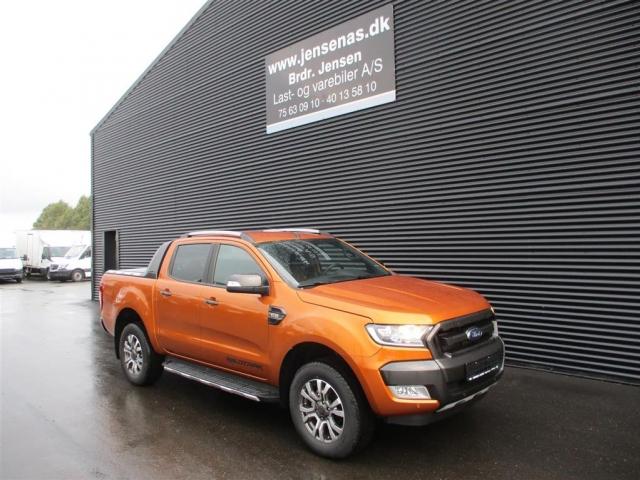 Ford Ranger 3200kg 3,2 TDCi Wildtrak