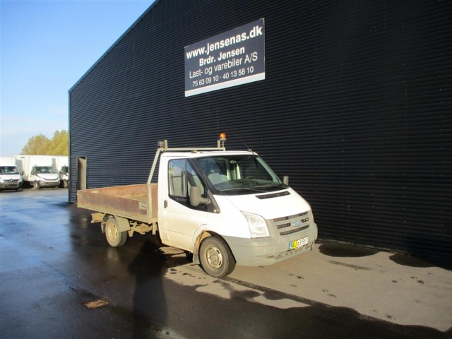 Ford Transit 300 S 2,2 TDCi Ambiente 110HK Ladv./Chas. 2007<br/>Km: 167000