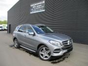 Mercedes-Benz GLE 350 3,0 D 4-Matic 9G-Tronic 258HK 5d 9g Aut. 2015