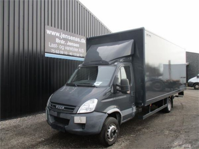 Iveco 65C18 FAST KASSE M. LIFT 2009<br/>  Km: 101.000