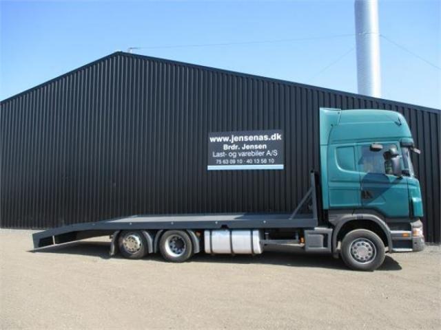 Scania R440 KNÆKLAD 2011<br/>  Km: 575.000
