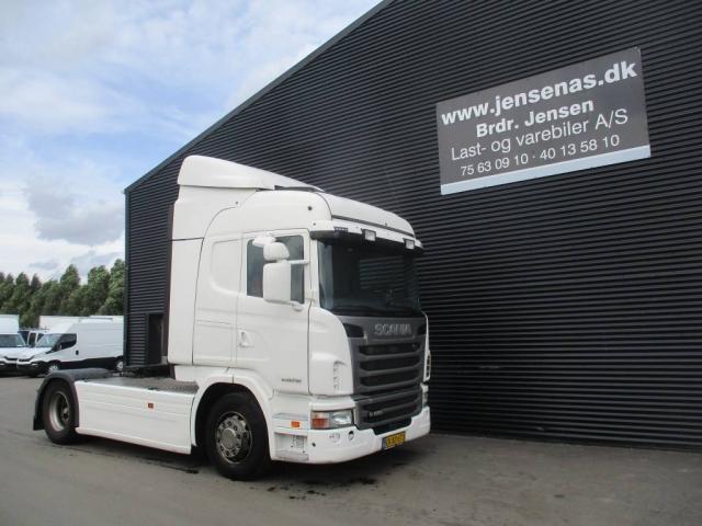 Scania G 420 Trækker aut 2011<br/>  Km: 215.000