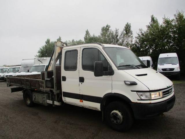 Iveco 65C17 LAD/KRAN 2006<br/>  Km: 131