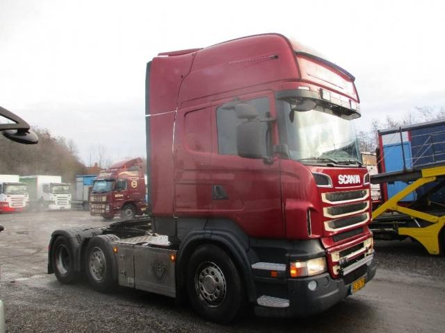 Scania R500 Trækker AUT, 2011<br/>  Km: 870