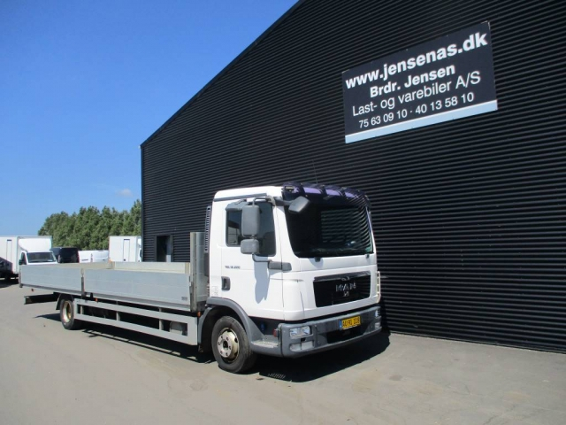 MAN TGL, 12.220 ladvogn 2011<br/>  Km: 238.000