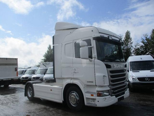 Scania G420 4X2 2011<br/>  Km: 75.000