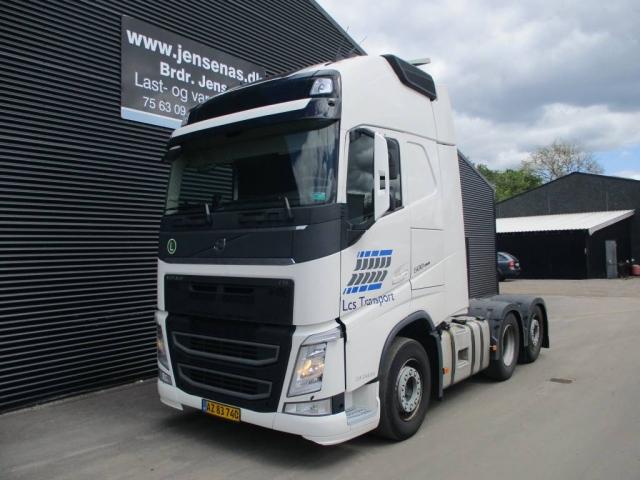 Volvo FH12 500 HYDRALIK 2014<br/>  Km: 449.000