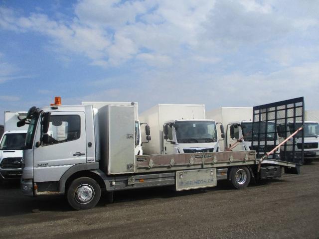 Mercedes-Benz atego1218 KNÆKLAD/lift 2011<br/>  Km: 191