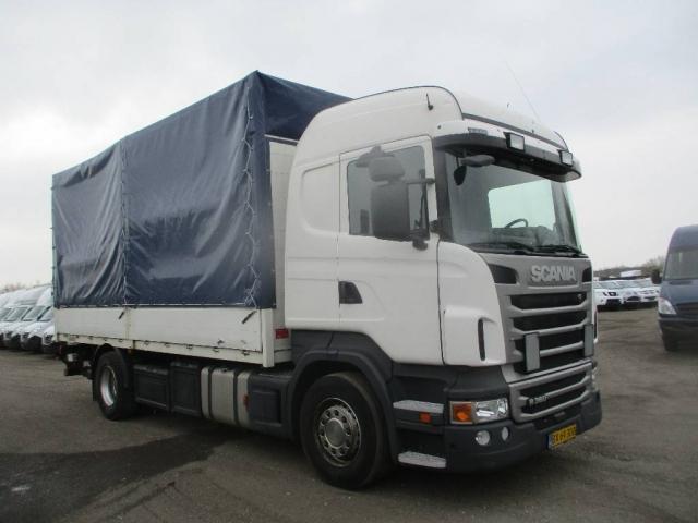 Scania R 360 FAST LAD M PRESSENING/ LIFT aut, 2011<br/>  Km: 371.000