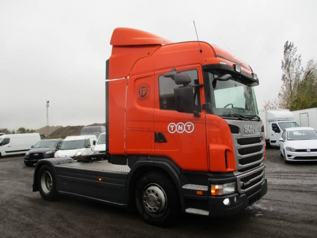 Scania G 440 Trækker aut. 2013<br/>  Km: 480