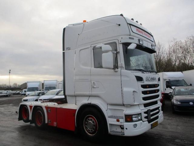 Scania R500 Trækker AUT, 2011<br/>  Km: 775
