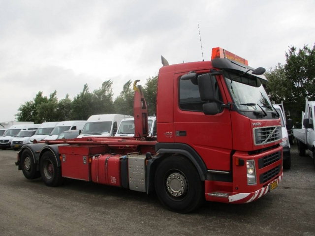 Volvo FM 400 AUT, 2009<br/>  Km: 461