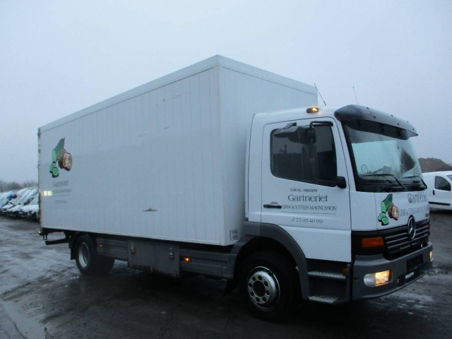 Mercedes-Benz ATEGO ALUKASSE/LIFT 2000<br/>  Km: 407
