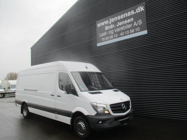 Mercedes-Benz Sprinter 519 CDI R3 KASSEVOGN 2014<br/>  Km: 142.000