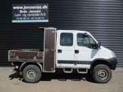 Iveco DAILY 55S18 Db.Cab m/lad 4x4 2010