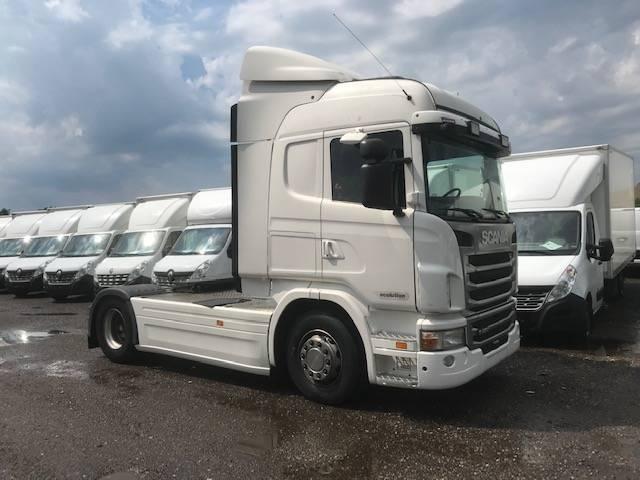 Scania R420 4X2 2011<br/>  Km: 247.000