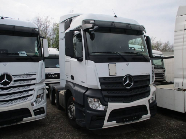 Mercedes-Benz ACTROS 2545 6X2 2015<br/>  Km: 348.000