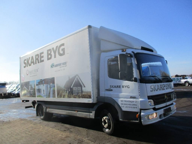 Mercedes-Benz ATEGO 818 ALUKASSE/LIFT 2005<br/>  Km: 328