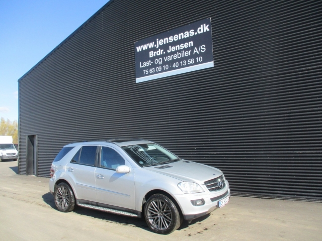 Mercedes ML420 4,0 CDi aut. 4-M 2007<br/>Km: 211000