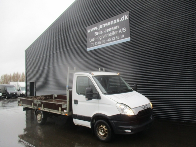 Iveco Daily 2,3 35S13 4100mm Lad 2012<br/>Km: 93000