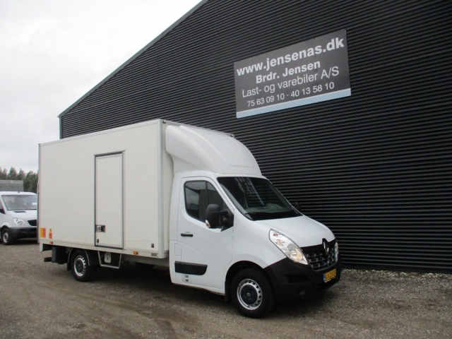 Renault Master III T35 2,3 dCi 165 Alukasse m/lift 2015<br/>Km: 147000