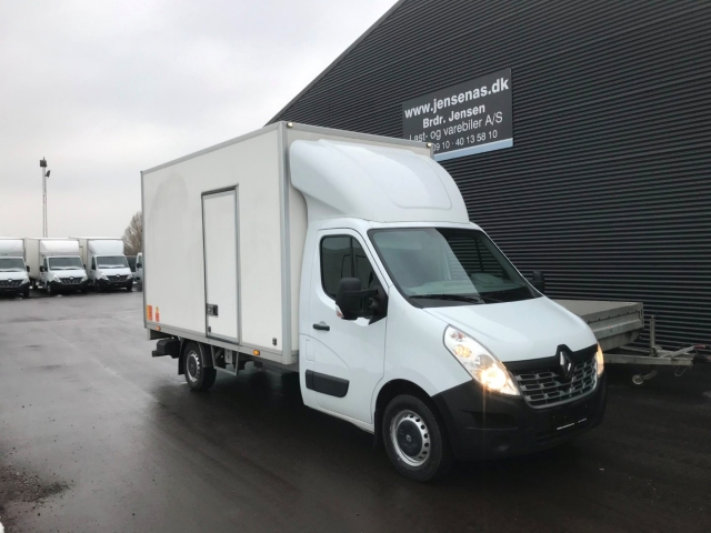 Renault Master III T35 2,3 dCi 135 Alukasse m/lift 2016<br/>Km: 155000