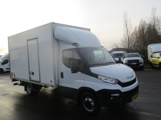 Iveco Daily 2,3 35C15 Alukasse m/lift 2015<br/>Km: 134000
