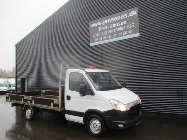 Iveco Daily 2,3 35S15 3750mm Lad 2013<br/>Km: 89000