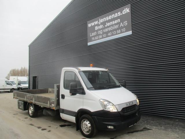Iveco Daily 3,0 35S15 EEV 3750mm Lad 2013<br/>Km: 103000