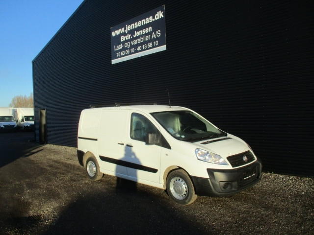 Fiat Scudo 1,6 MJT 90 Comfort L2H1 2012<br/>Km: 114000