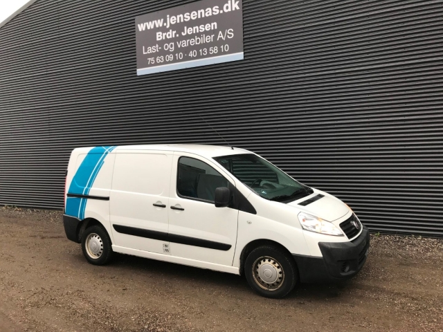 Fiat Scudo 1,6 MJT 90 Business L1H1 2011<br/>Km: 92000