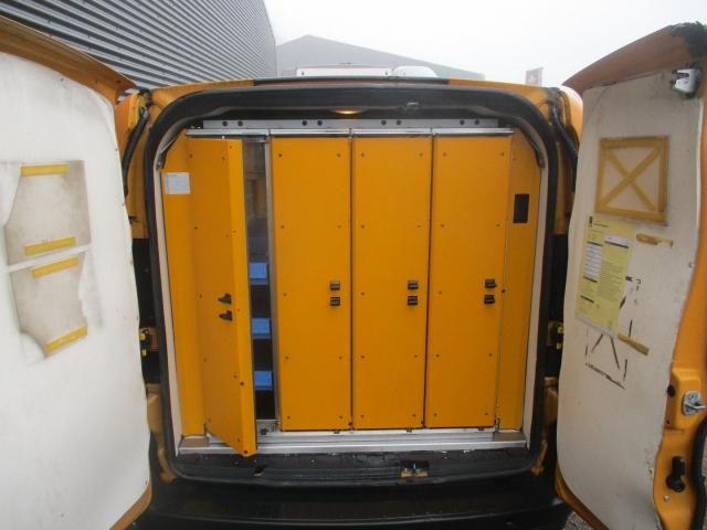 Fiat Doblò Cargo 1,3 MJT Kølevogn L2 2010<br/>Km: 104000